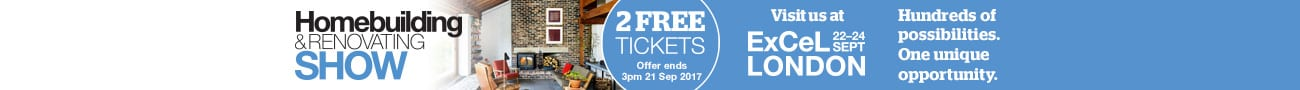 Get two free tickets to Excel London 2017